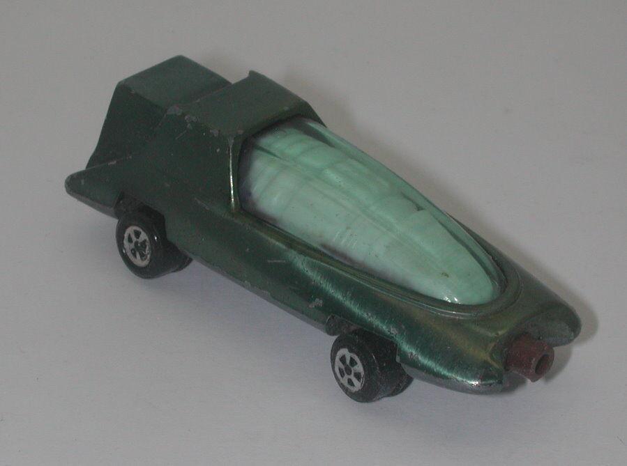 Johnny Lightning Lightning Lightning Green Bubble oc17311 63e86d