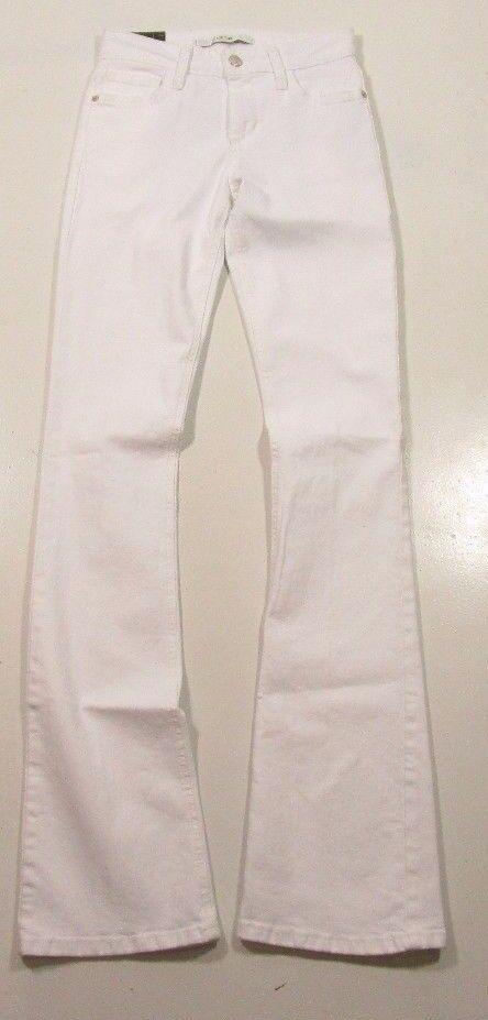 Joe's Jeans Women's White Bootcut Jeans
