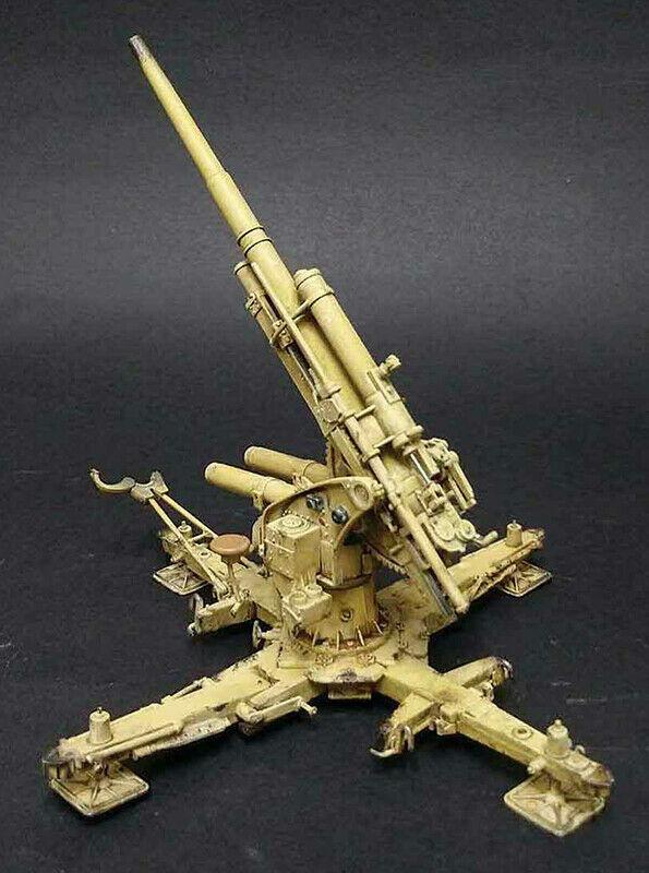 Forces of Valor 801008B 1 32 German Krupp FLAK 36 avec FLAK Rohr 18 Gun Barrel