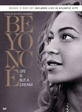 BEYONCÉ - LIFE IS BUT A DREAM 2 DVD NEU