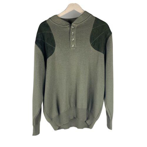 Vintage Filson Wool Suede Sweater