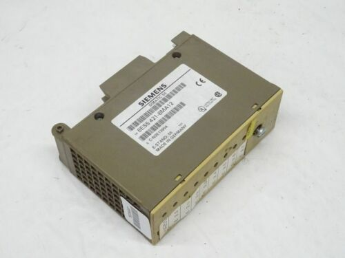 Siemens 6es5421-8ma12 Digital Input 8x24vdc 6es5 421-8ma12 e05