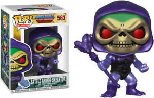 Funko Funko Funko Pop METALLIC SKELETOR MOTU Masters Esclusivo Limited Exclusive MINT 432557