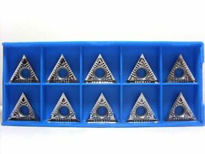 10 Pcs Tcgt 16 T 308-al K10 Traitement De Aluminium Et Plastiques Plaquettes 5osxca1z-08012802-116441196