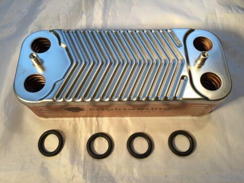 Biasi Riva Plus il M296.28 SM C chaudière dhw plaque échangeur de chaleur bi1001102