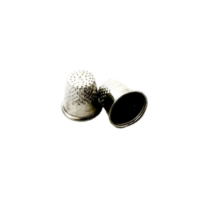 Sewing Thimble Pack Includes 1 Large And 1 Small Thimble Haberdashery By Archer