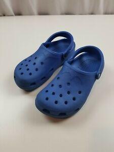 Blue Waterproof Clog Lightweight | eBay