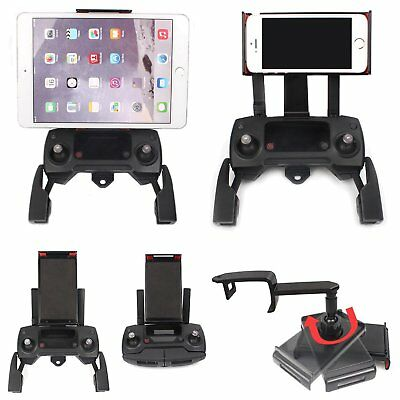 NEW i Pad Phone Mount Bracket RC Holder Support For DJI Mavic Pro//Spark Drone