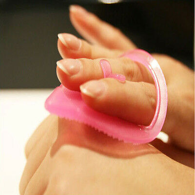 hot Facial Care Cleansing Silicone Gel Soft Pad Face Blackhead Remover Brush