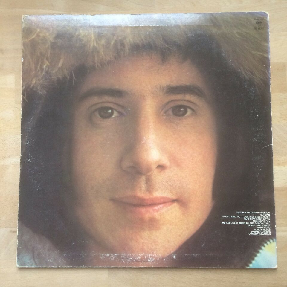 LP, Paul Simon, Paul Simon