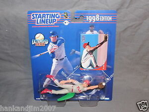 Scott Rolen Starting Lineup 1998 MLB Extended Series Figure Mint from Case
