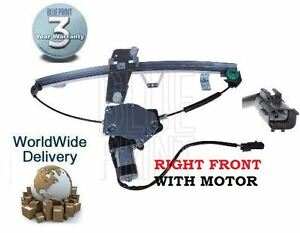 For jeep grand cherokee 2000 2004 new rh side front window for 2000 jeep grand cherokee window motor