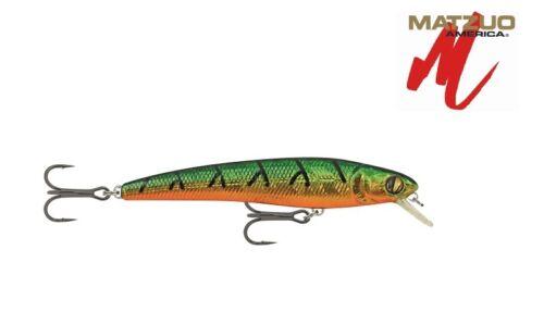 Matzuo Nano Minnow NM5 5cm 4g Predator Tackle Soft Lures Jig Heads Crankbaits