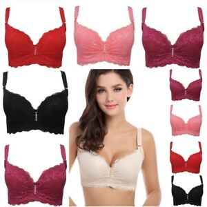 296d398d3c500 Women Lady Push Up Lace Strap Bra Underwire Padded Lingerie ...
