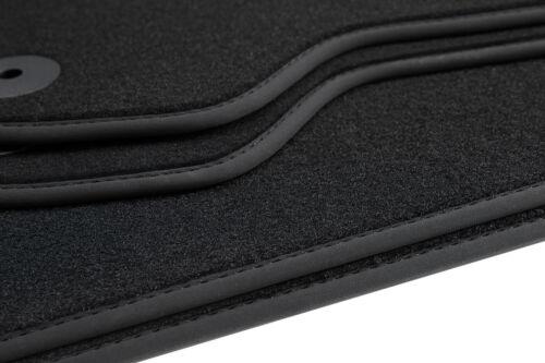 Allwetter Fußmatten für Mercedes E-Klasse W211 S211 Bj 2002-2009