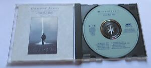 HOWARD JONES-Cross That Line-CD