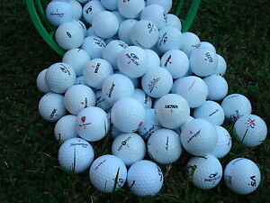 100-PALLINE-PALLE-DA-GOLF-USATE-PEARL-AAA-START-MIX