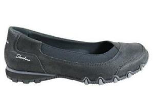 Skechers-Bikers-Peyote-Womens-Memory-Foam-Shoe-Slip-On-Casual-Flat-Skimmer-49406
