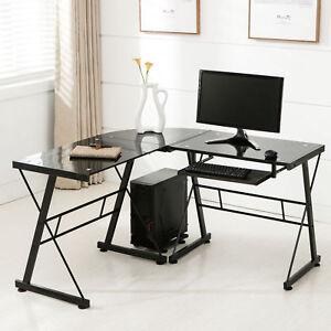 best computer desks with flat pack home office furniture ebay rh ebay com
