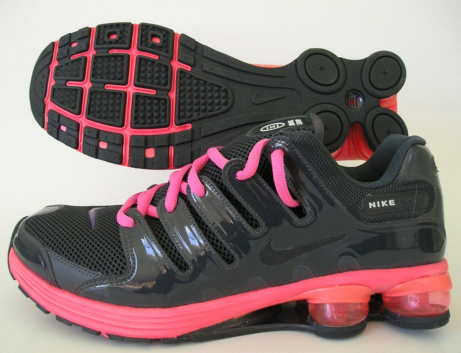 NewNike SHOX AIR LUNAR NZ running gym 360 Workout tennis Trainer shoesMen sz 11