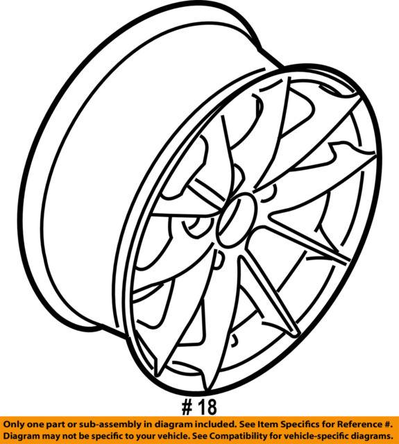 Bmw 7j X 16 Factory Alloy Wheel Rim 5 Lug 10 Spoke Oem 36116793675