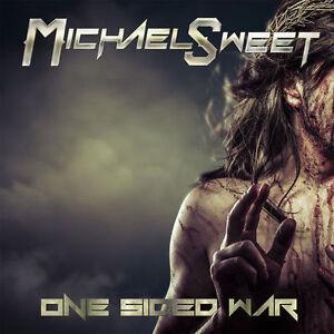 MICHAEL-SWEET-1-BONUS-SONG-One-Sided-War-CD-FREE-SHIPPING-STRYPER