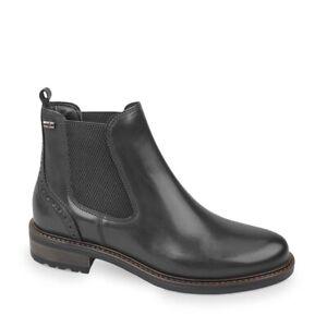 VALLEVERDE 47520 Tronchetto beatles scarpe stivaletto tacco pelle donna