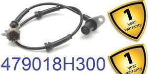 Nissan-X-Trail-T30-2-0-2-2-2-5-Di-4x4-2001-07-Hinter-Links-ABS-Sensor-J5021014
