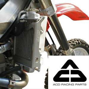 Radiator Guards Honda Crf450r 2011 Crf 450 R Protection Braces