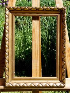 Magnificent-Frame-Stucco-Solid-Wood-47-x-36-cm-Fm-38-x-27-Fine-amp-It-039-s-Nice