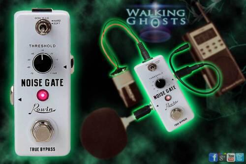 Réduction du bruit Gate pour P-SB7 Radio P-SB11 Ghost Esprit Boîte de recherche Paranormal