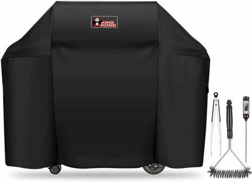 Kingkong 7130 Grill Cover for Weber Genesis II 3 Burner Grill and Genesis 300 Se