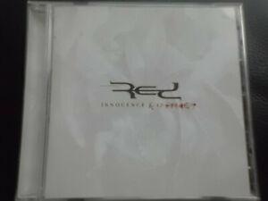 Red-Innocence, CD 2009 Rock, Christian metal, nu metal