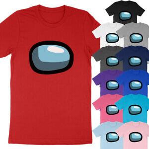 Among-Us-Costume-Cosplay-Video-Game-Funny-Imposter-Head-Crewmate-Unisex-T-Shirt