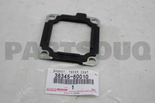3634560010 Genuine Toyota GASKET,TRANSFER CONTROL SHIFT LEVER RETAINER
