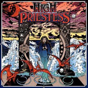 HIGH PRIESTESS - HIGH PRIESTESS CD NEW! - Weinstadt, Deutschland - HIGH PRIESTESS - HIGH PRIESTESS CD NEW! - Weinstadt, Deutschland