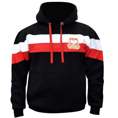 Sweatshirt Hoodie Bluza Patriotic Eagle Poland Husaria Wielka Polska Walczaca