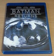 Batman Returns NEW Bluray disc/case/cover only-no digital Keaton DeVito Pfeiffer