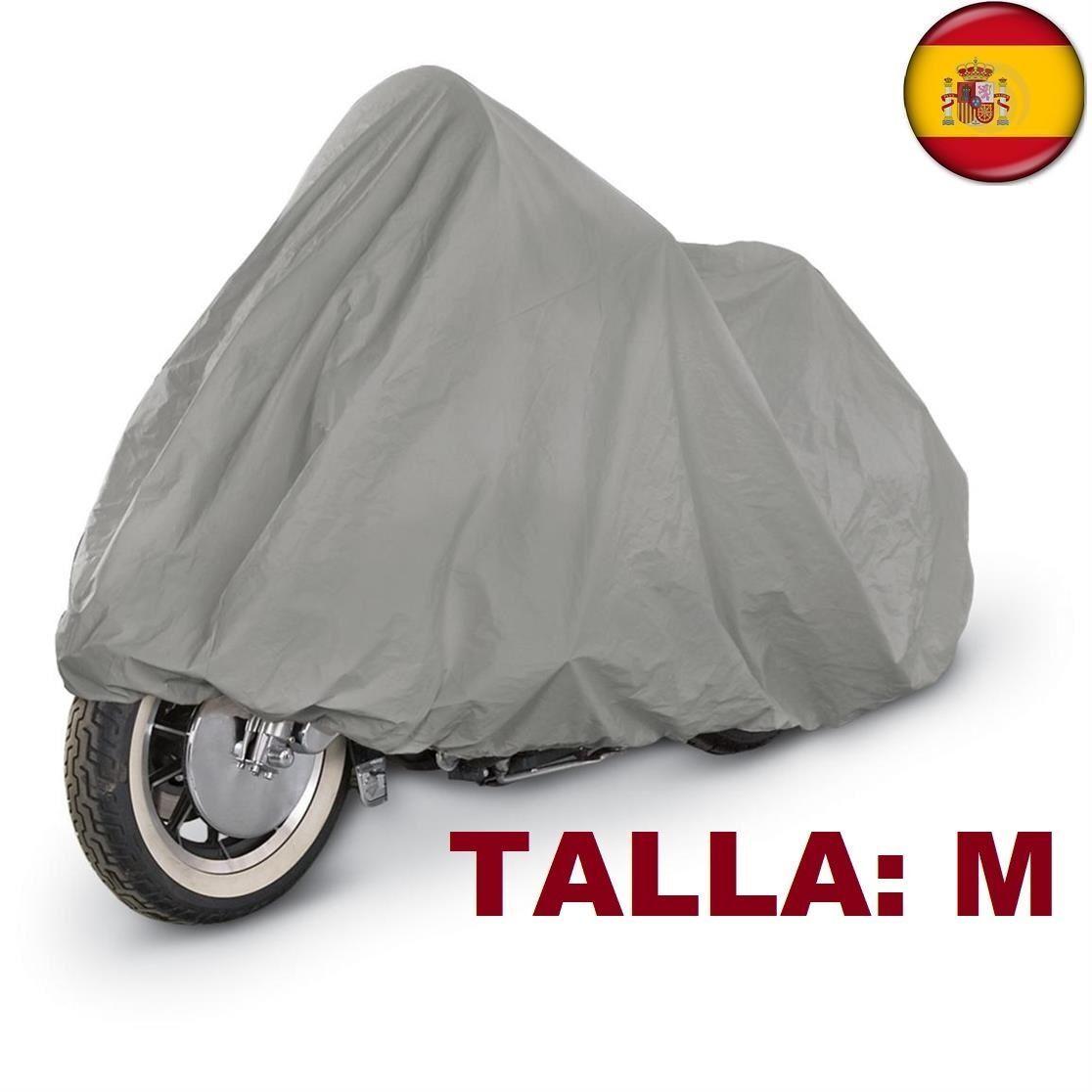 Funda cubierta impermeable para Moto scooter TALLA: M 210 x120cm