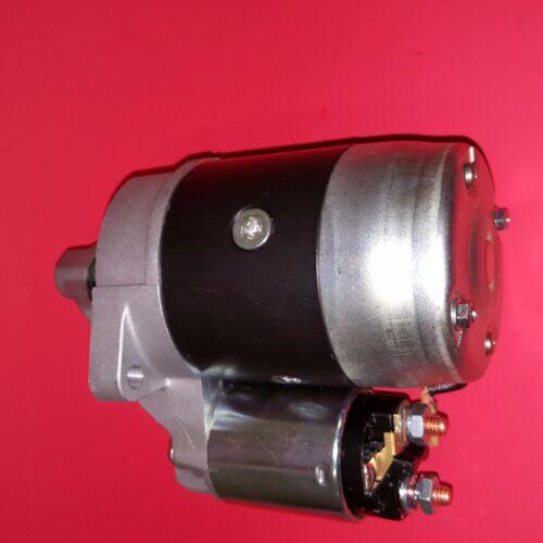Kia Sephia 1995 to 2001 L4//1.8L Engine w//Manual Trans Starter Motor