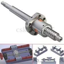Ball Screw SFU1605 L250mm Ballscrew With SFU1605 Single Ballnut Tool for CNC