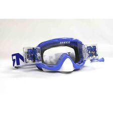 Rip N Roll Motocross Enduro MX Híbrida completamente cargada XL Gafas rnr-Nobo Azul