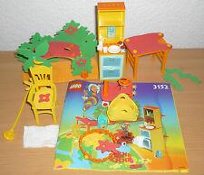 Lego Scala 3152 Babyzimmer v. 2000 + OBA