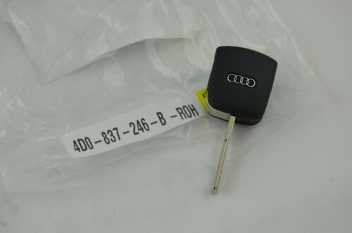 NEW Genuine OEM Audi Key 4D0-837-246-B-R0H