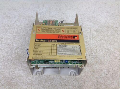 Reliance Electric 14C103 FlexPak VS Drive 3 HP 180 VDC 15 Amp Out 200 DC Field