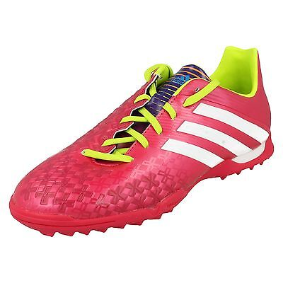 GIRLS ADIDAS LACE UP SPORTS FOOTBALL TRAINERS BOOTS SHOES P ABSOLADO LZ TRX TF J