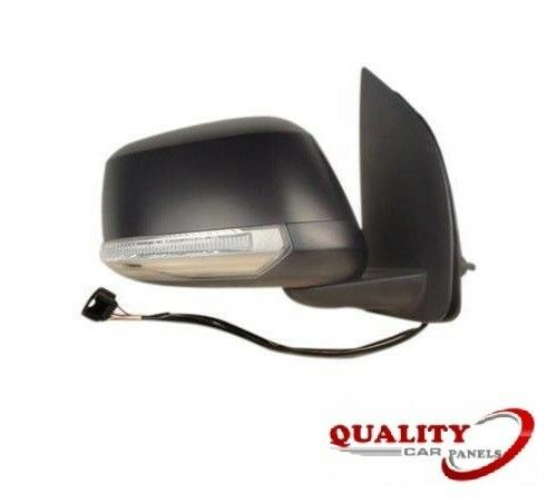 Door Wing Mirror Electric Primed Powerfold Right Nissan Pathfinder 2006-2014 New