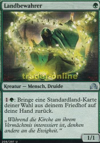 Groundskeeper Shadows over Innistrad Magic 2x Landbewahrer