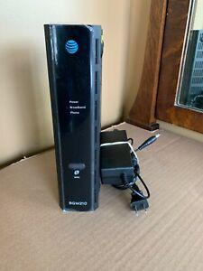 At T Arris U Verse Bgw210 Broadband Wifi Modem Router Gateway Ebay