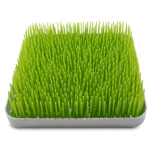 Boon Grass Countertop Drying Rack Holder Dryer for Baby Bottle//Utensils Green UK